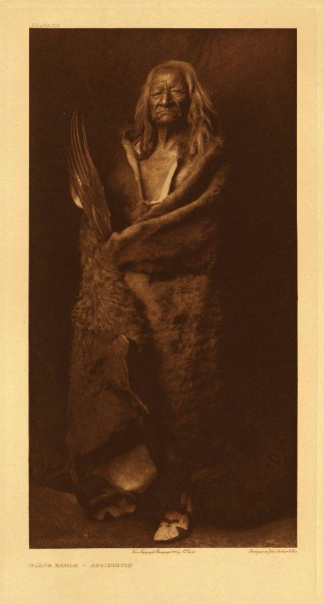 40 portraits damérindiens du début du 20ème siècle par Edward SCurtis  2Tout2Rien