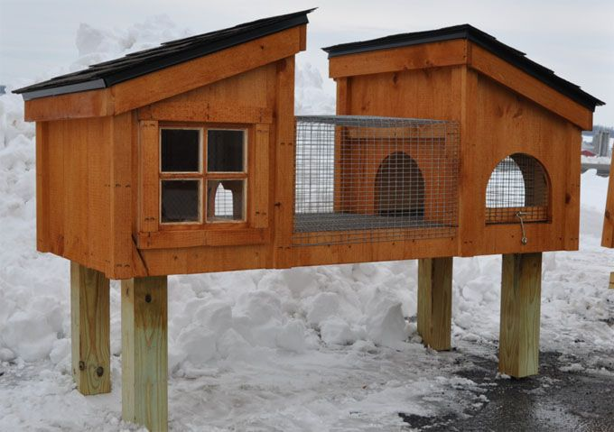 1000 images about rabbit hutch on pinterest guinea pigs for Outdoor bunny hutch