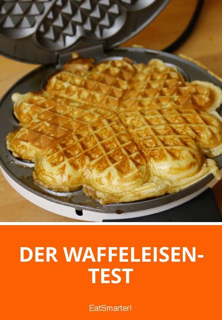Der Waffeleisen-Test | eatsmarter.de
