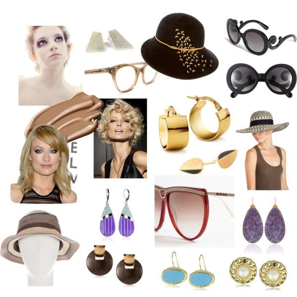 The Rectangle Face by transform-image-consulting on Polyvore featuring Mode, Blue Nile, HEATHER BENJAMIN, Jane Gowans, Kenneth Cole, Carolee, Nava Zahavi, Flying Lizard, Prada and Retrosun