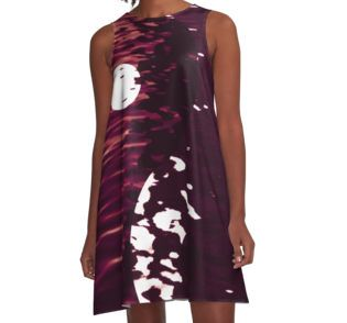 Yin Yang Passion A-Line Dress by emilypigou  #summerclothing…