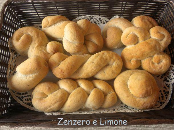 Panini aromatici alle patate