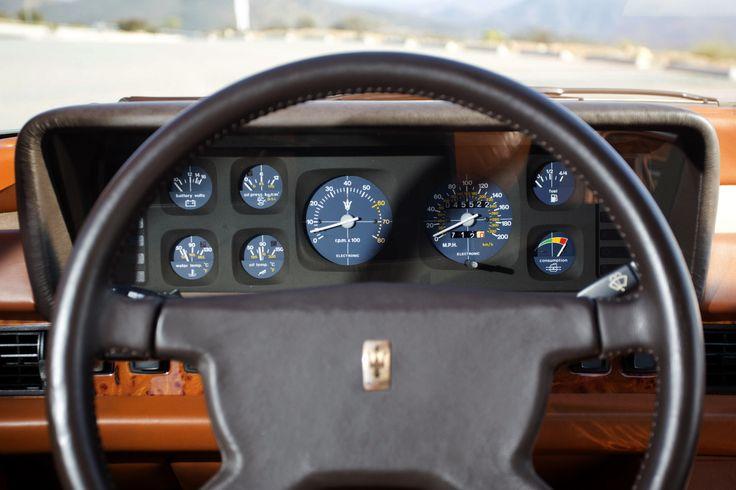 1981 Maserati Quattroporte