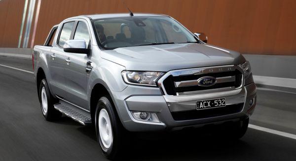 2016 Ford Ranger – new technology
