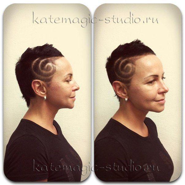 Креативная стрижка, женская стрижка, окрашивание волос, креатив, hair tattoo, выстригание рисунка, рисунок на волосах, креатив, блонд, осветление волос, окрашивание волос, узор, идея прически. Студия KateMagic. Москва, м. Борисово.  Телефон для записи: (495) 340 01 00  http://vk.com/katemagicstudio