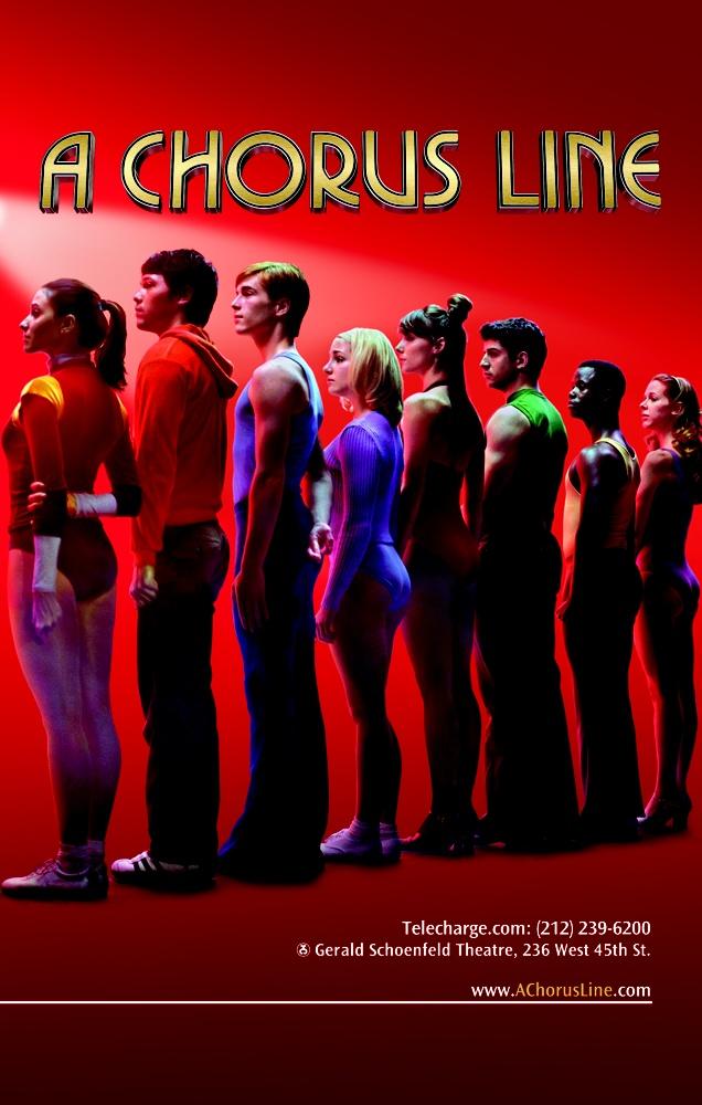#Broadway Musicals#October 5, 2006 - A CHORUS LINE