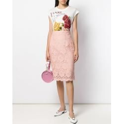 Feb 24, 2020 – Dolce & Gabbana Bleistiftrock mit Blumenmuster – Rosa Dolce & GabbanaDolce & Gabbana Source by ladenzeile…