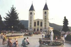 Santuario de Medjugorje Bosnia y Herzegovina