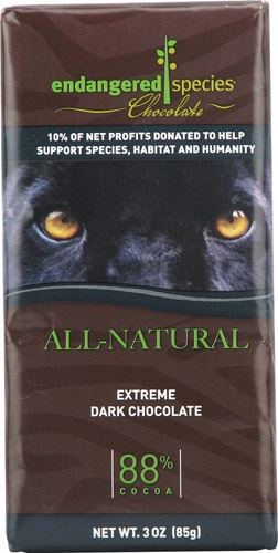 Endangered Species Chocolate - healthy and for a good cause! #TheChocolateTourist