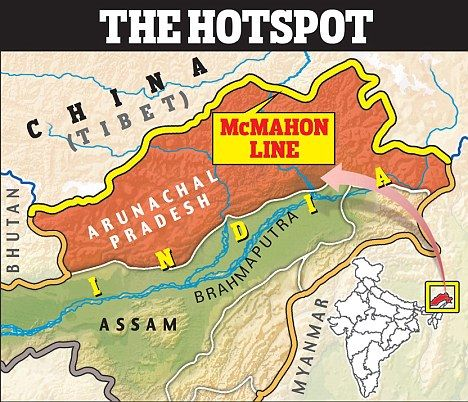 ARUNACHAL PRADESH: The Contested Land | Story2Share ...