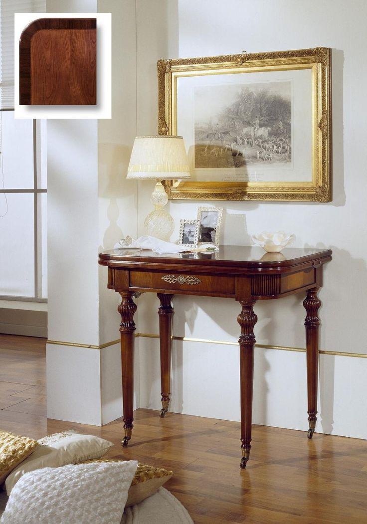 20 best mobili classici images on pinterest armoire - Tavolo piccolo allungabile ...
