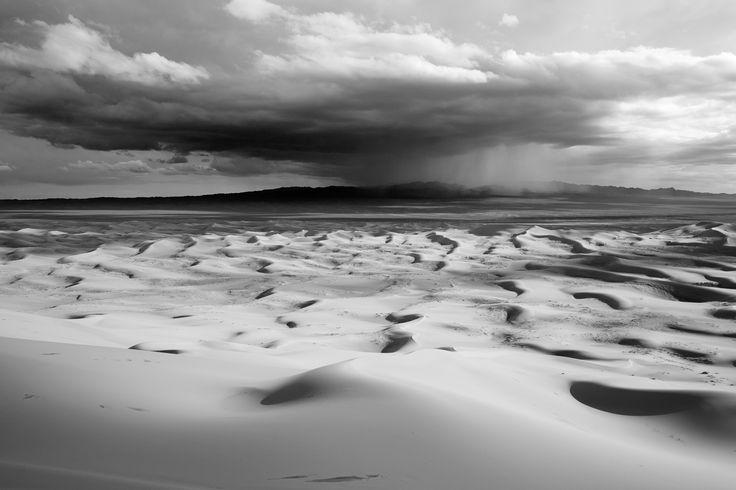 OYUNA London Bruno Morandi image of Mongolian landscape