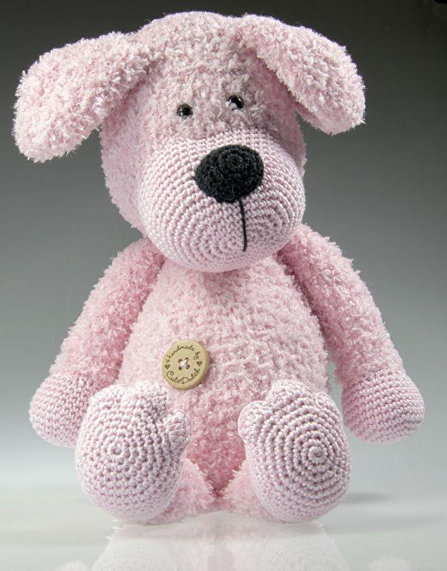 Crochet pattern for doggie