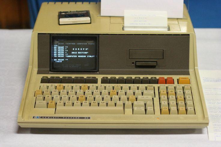 HP 85 (1980)   by stiefkind