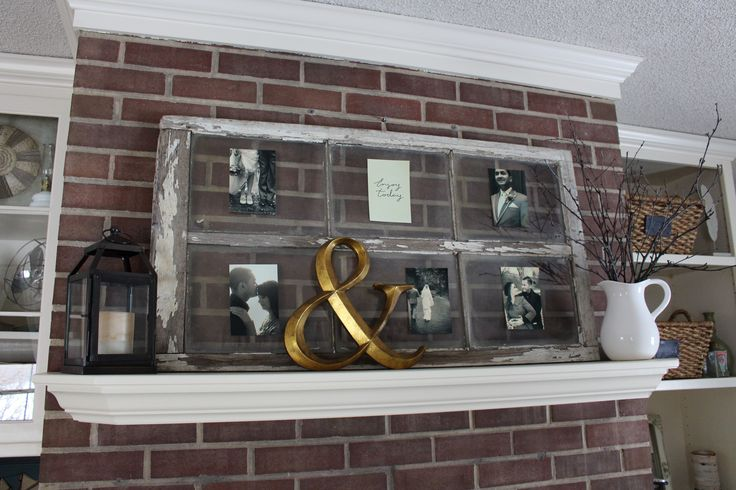 how i've repurposed old window panes. | simply chic.