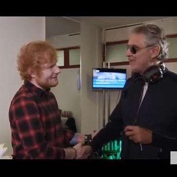 After #collaborating with #Beyonce for his track 'Perfect' singer-songwriter Ed Sheeran has revealed that he still has another trick up his sleeve.   In a bid to keep his chart-topping hit 'Perfect' at number one between now and #Christmas Sheeran will be releasing another #remix of the #track as a present for Christmas to his fans. He revealed that he has teamed up with opera star Andrea Bocelli and their version will be released on December 15.   On Friday December 8 Sheeran told U.S…