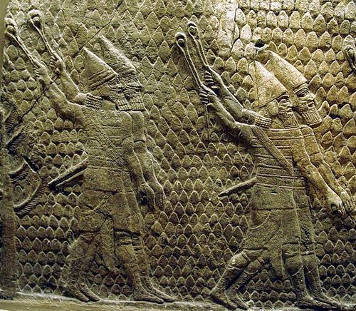 an analysis of the different periods of the assyrian empire The assyrians there are different periods of the assyrian empire the first was called the old assyrian period which lasted from 2000-1550 bc then there was the middle assyrian period which.