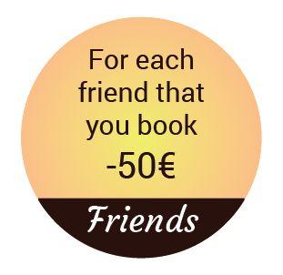 friends promotion