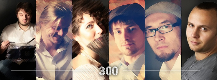We have 300 fans on Facebook :)   www.facebook.com/lewinskaaffair
