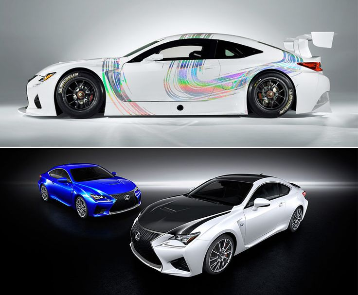 Motorsports are the ultimate test of vehicle dynamics, and an ideal showcase for a new generation of Lexus performance engineered automobiles, such as the RC F GT3 racing concept introduced at the 2014 Geneva Motor Show.