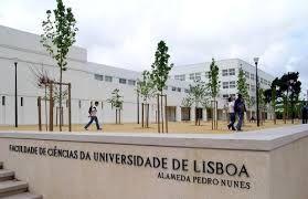 Resultado de imagem para faculdade de ciências universidade de Lisboa