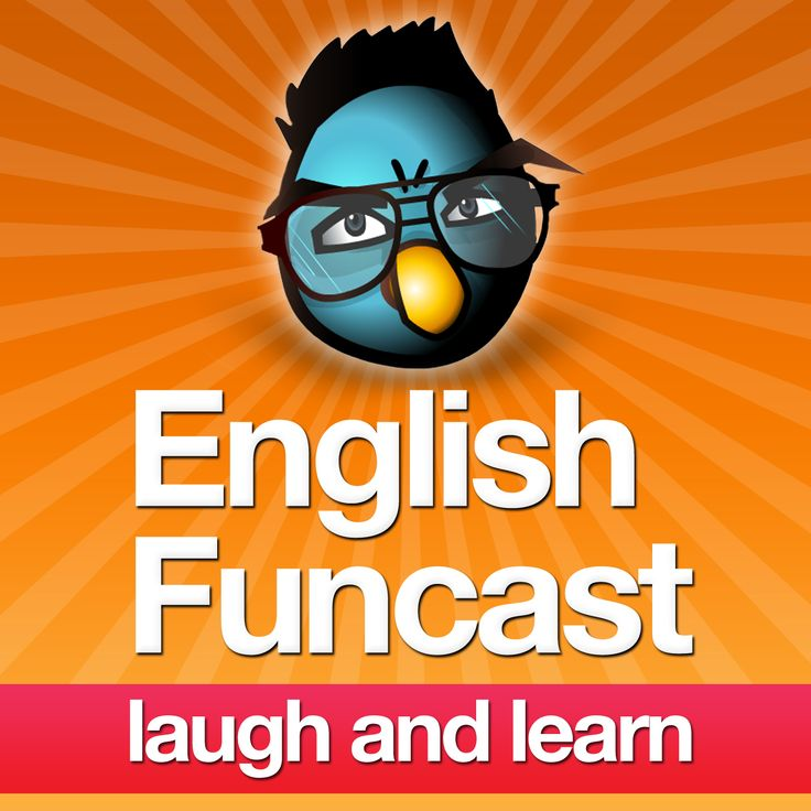 2 Podcast's to learn English through Jokes