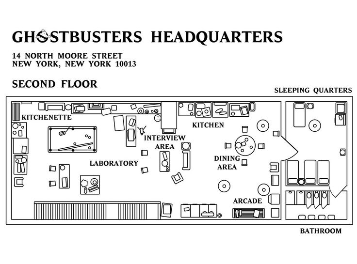 lego ghostbusters firehouse coloring pages   80 best images about Famous Floorplans on Pinterest ...