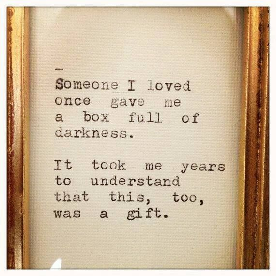 Mary Oliver Love Quotes: Mary Oliver ~ A Box Of Darkness