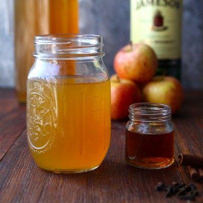 Hot Rum Cider Drink Recipe