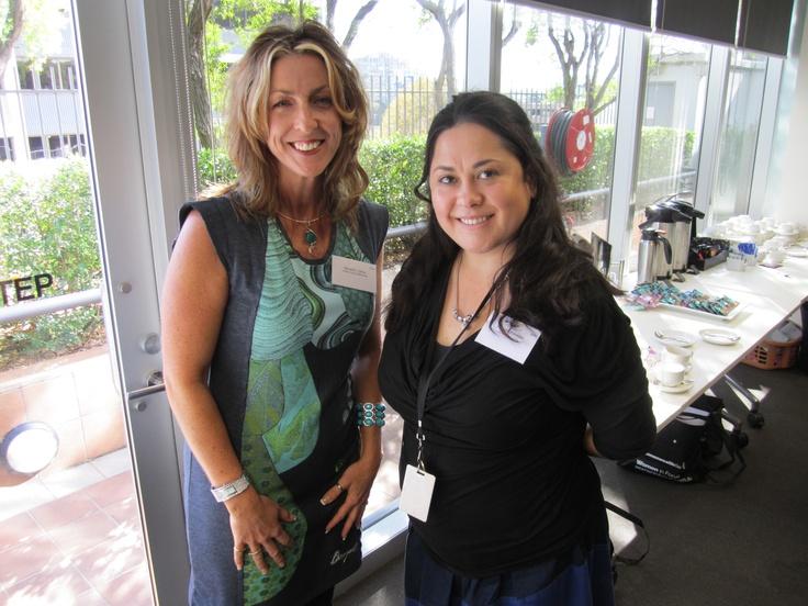 Michelle Forrester (aka @thlittlegeneral) at The Digital Treasure Hunt    http://www.videosocialmarketing.net