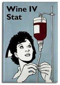wine IV....STAT