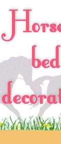 horse theme bedroom decorating ideas girls horse themed  bedrooms - boys country farm theme bedrooms - horse wall murals - pony theme bedroom decorating ideas bedroom theme ideas for kids rooms - Carousel theme bedrooms - Horse theme Kids Rooms Murals Wall Murals Door Murals - Cowgirl theme bedroom horse theme bedding