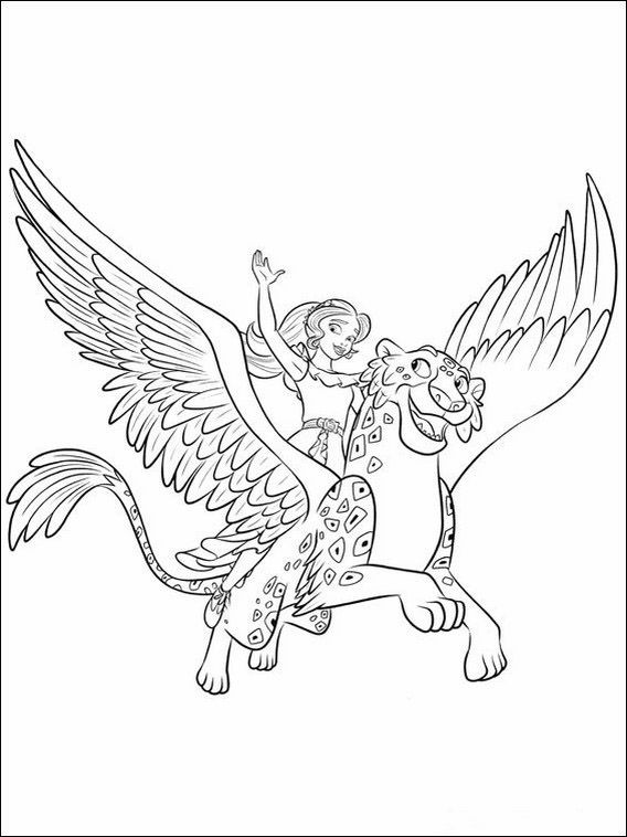 Fargelegging Tegninger For Barn Elena Fra Avalor 26 Disney Princess Coloring Pages Coloring Pages Cartoon Coloring Pages