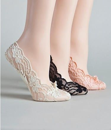 Cushioned, Lace Flats. [Perfect for the reception & only $6] Must have!!