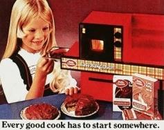 1970s Easy Bake Oven