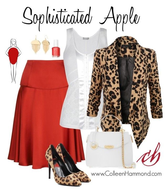 25+ best ideas about Apple Shape Fashion on Pinterest ...