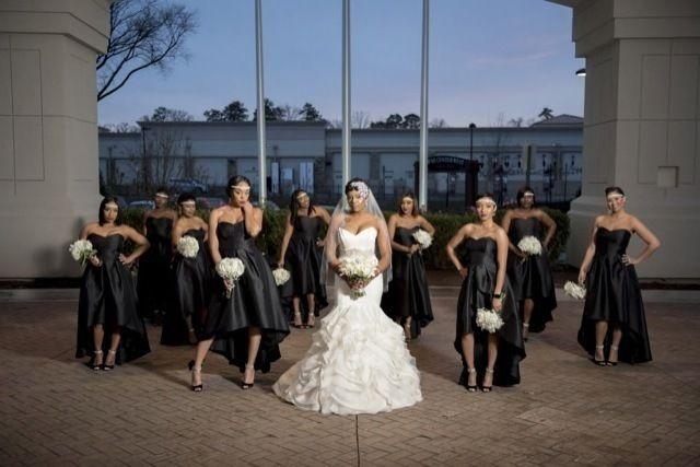Glamorous Purple and Black Wedding in Virginia: Dana + Patrick http://munaluchibridal.com/glamorous-purple-and-black-wedding-in-virginia-dana-patrick/?utm_campaign=coschedule&utm_source=pinterest&utm_medium=Munaluchi%20Bride%20Magazine&utm_content=Glamorous%20Purple%20and%20Black%20Wedding%20in%20Virginia%3A%20Dana%20%2B%20Patrick