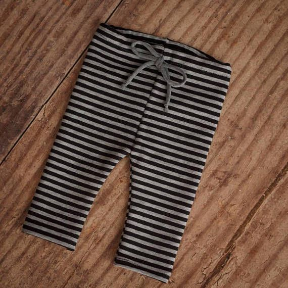 Newborn Boy Outfit Newborn Pants Newborn Outfit Prop Grey