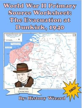 dunkirk sources coursework