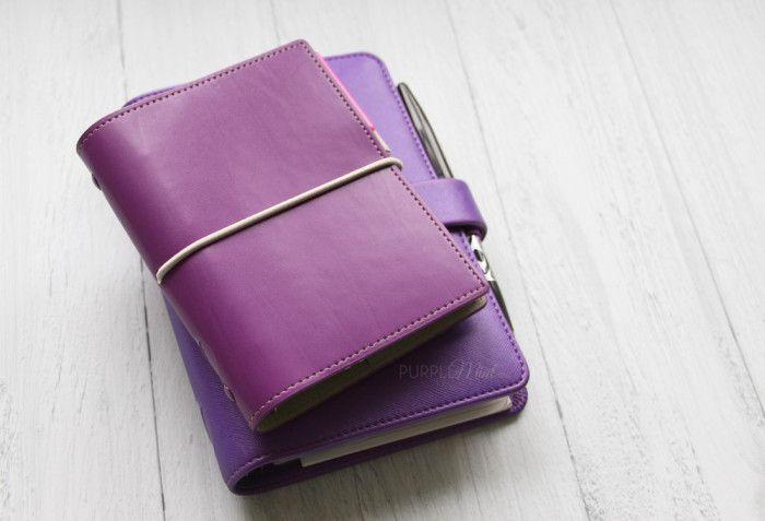 Planer-Basics - Filofax Pocket und Personal