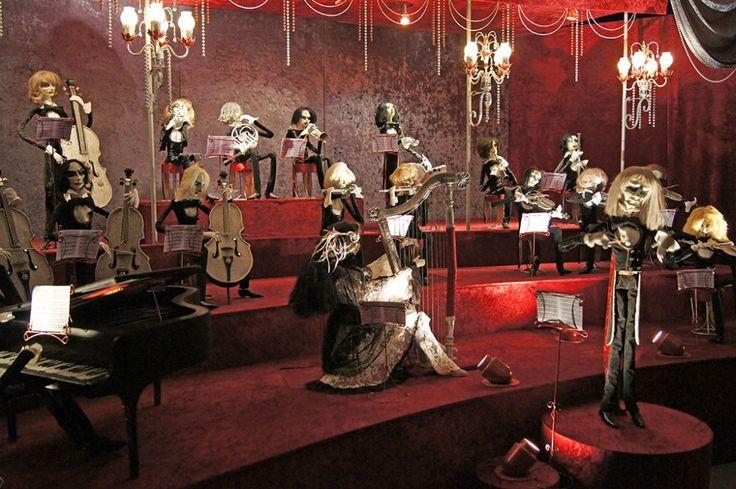 L'Orchestre - Musée du Jouet, Colmar, Alsace