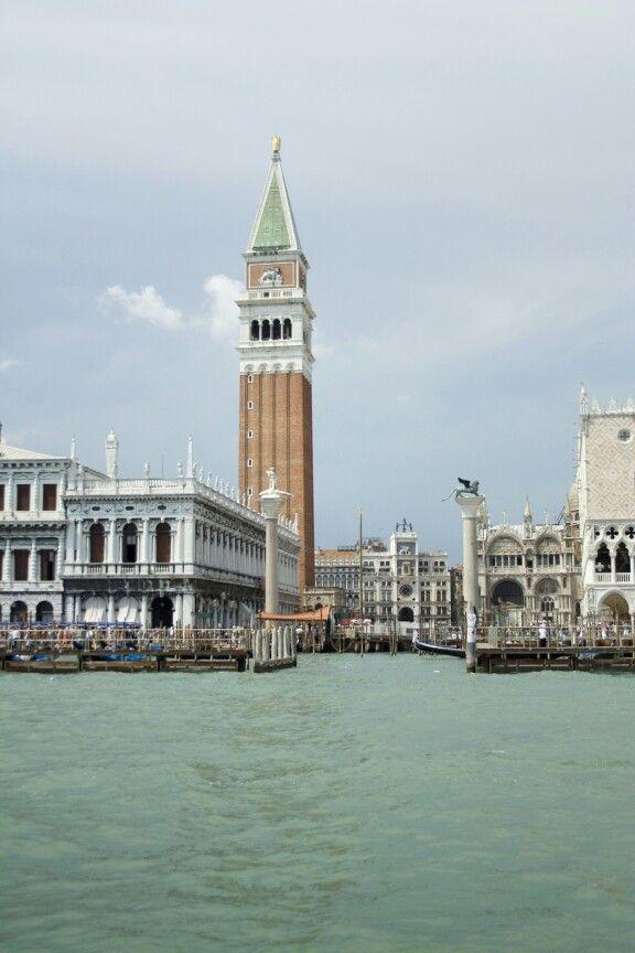 Campanario,  Venecia