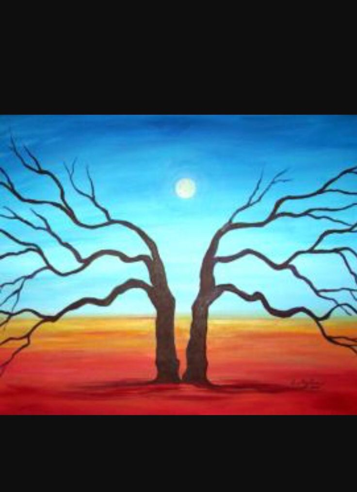 Balance: symmetrical painting | Principles of art balance ...