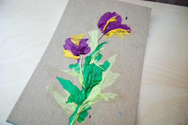 Diy Wall Art Tissue Paper : The best images about tissue paper diy wall art on