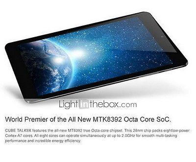 Tablet Cube TALK9X 9.7 Android 4.4 2gb  ips retina 2048*1536 same Ipad Air