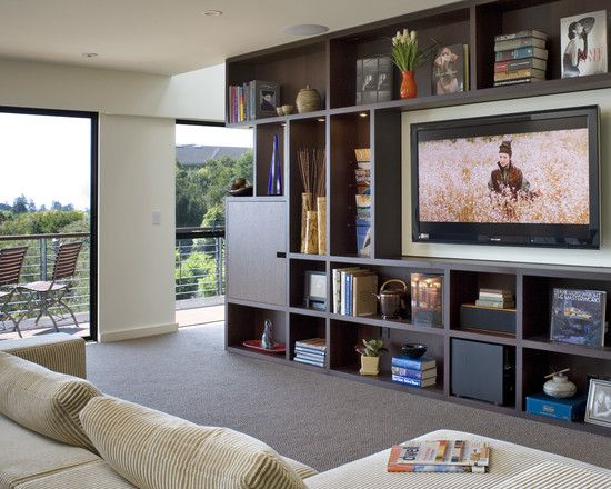 Family Room Entertainment Center Design, Pictures, Remodel, Decor and Ideas - page 2