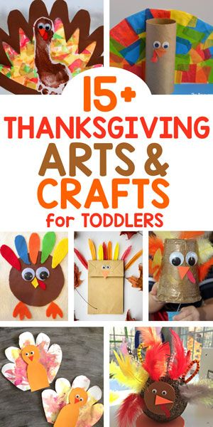 30 Easy Thanksgiving Activities For Toddlers Thanksgiving
