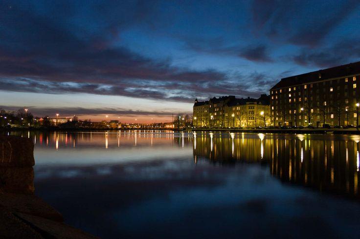 Helsínquia, capital da Finlândia