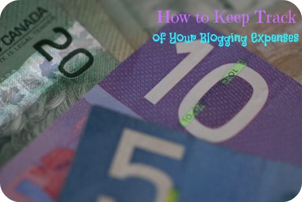 How to Keep Track of Your Blogging Expenses - Save yourself some extra money (and headaches) at tax time with this helpful spreadsheet.