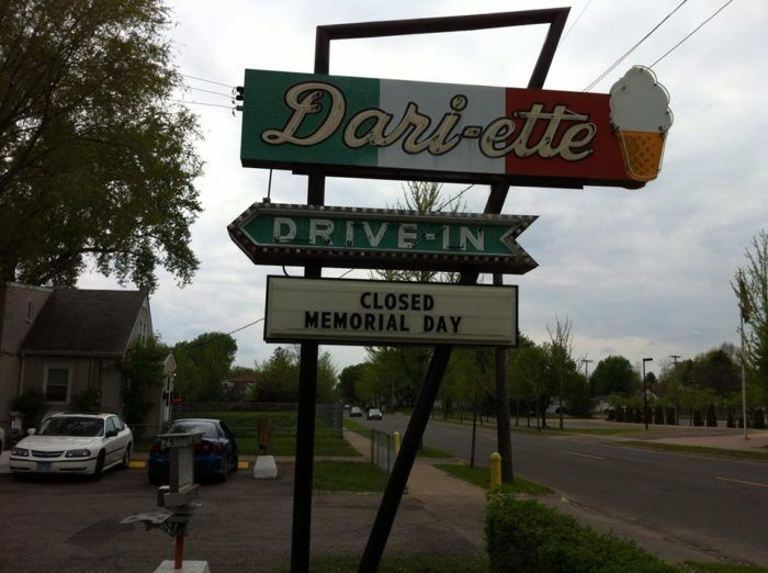 1 Dari Ette Drive In St Paul Coney Dog Decadent Sandwiches